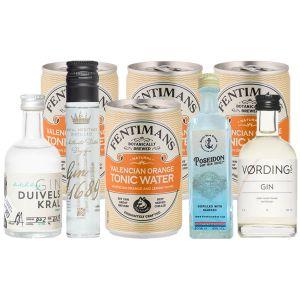 Dutch Gin & Orange Tonic Cans Tasting Pack