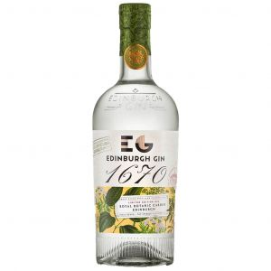 Edinburgh Gin 1670 70cl