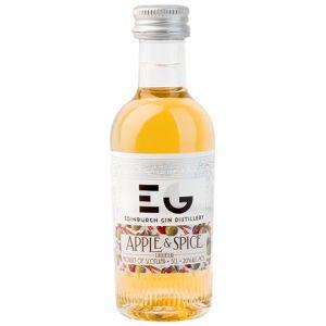 Edinburgh Gin Apple & Spice Gin Liqueur Mini 5cl