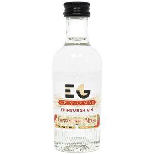 Edinburgh Gin Christmas Mini 5cl