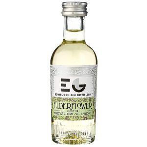 Edinburgh Gin Elderflower Liqueur Mini 5cl