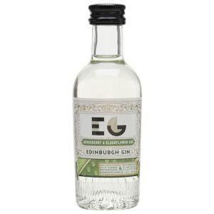 Edinburgh Gin Gooseberry & Elderflower Gin (Mini) 5cl