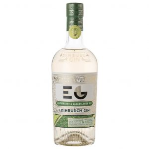 Edinburgh Gin Gooseberry & Elderflower Gin 70cl