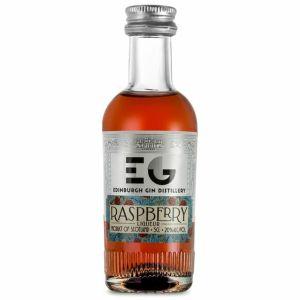 Edinburgh Gin Raspberry Liqueur Mini 5cl