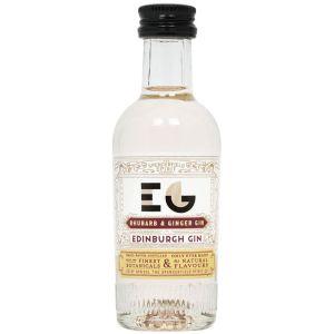Edinburgh Rhubarb & Ginger Gin Mini 5cl