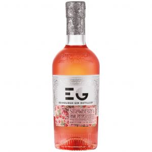 Edinburgh Gin Strawberry & Pink Peppercorn Liqueur 50cl