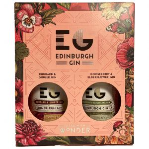 Edinburgh Gin Gift Pack 2 x 20cl