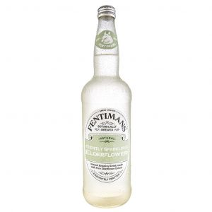 Fentimans Gently Sparkling Elderflower 750ml