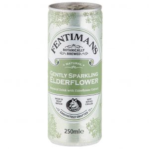 Fentimans Gently Sparkling Elderflower 250ml