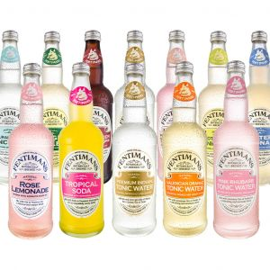 Fentimans Mixers Pick and Mix 3 x 500ml