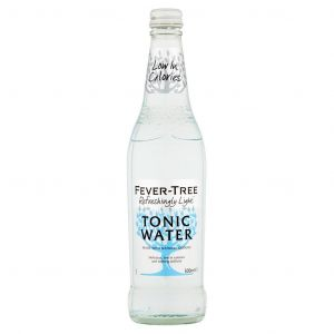 Fever-Tree Refreshingly Light Tonic Water 500ml