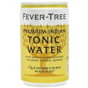 Fever-Tree Premium Indian Tonic Water Blikje 150ml