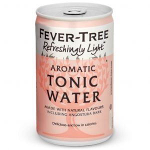 Fever-Tree Refreshingly Light Aromatic Tonic Water 150ml