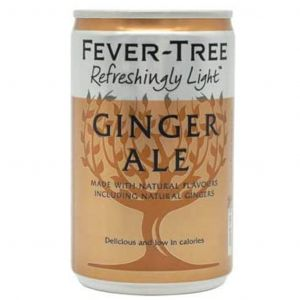 Fever-Tree Refreshingly Light Ginger Ale 150ml