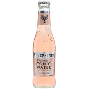 Fever-Tree Aromatic Tonic Water 200ml Short Date BBE 05/21