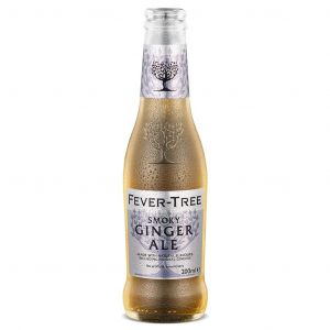 Fever-Tree Smoky Ginger Ale 200ml Datum BB 28/10/20