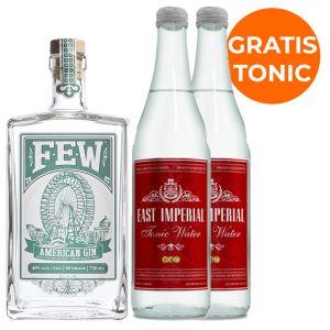 Few American Gin 70cl Promo Pack