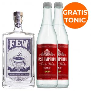 Few Breakfast Gin 70cl Promo Pack