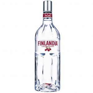 Finlandia Cranberry Vodka 1L
