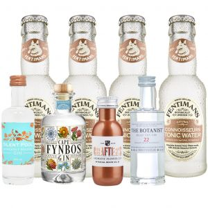 Floral Gin & Tonic Tasting Pack