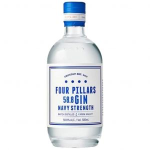 Four Pillars Navy Strength Gin 50cl