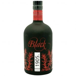 Gansloser 1905 Black Distillers Cut Alcoholvrije Gin