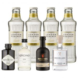 Gin en London Essence Tonic Pack