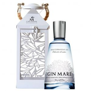 Gin Mare with Lantern 70cl