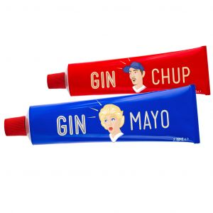 GinMayo & GinChup Twinpack