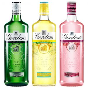 Gordon's Gin Variety Pack 3 x 70cl