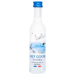 Grey Goose Vodka (Mini) 5cl