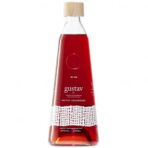 Gustav Arctic Cranberry Liqueur 50cl