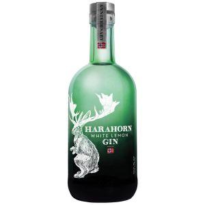 Harahorn Norwegian White Lemon Gin 50cl