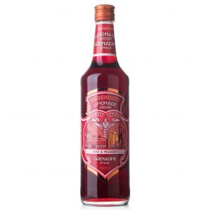 Hooghoudt Grenadine Lemonade Syrup 700ml