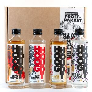 Hooghoudt Genever Tasting Pack with Online Masterclass