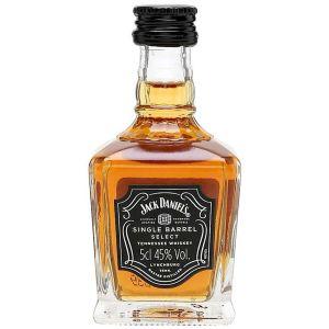 Jack Daniel's Single Barrel Select Whiskey (Mini) 5cl