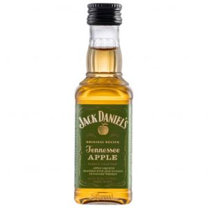 Jack Daniel's Tennessee Apple Liqueur Mini 5cl