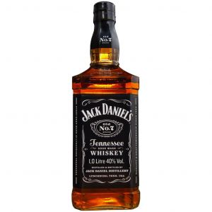 Jack Daniel's Old No. 7 Tennessee Whiskey 1L