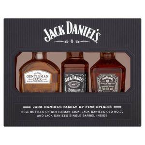 Jack Daniel's Tasting Set 3 x 5cl