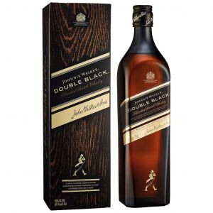 Johnnie Walker Double Black Whisky Gift Box 70cl
