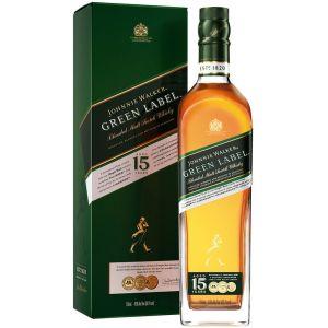 Johnnie Walker Green Label Whisky 70cl
