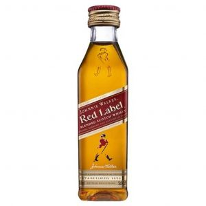 Johnnie Walker Red Label Whisky (Mini) 5cl