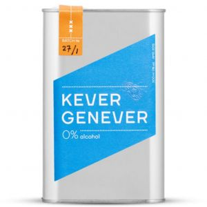 Kever Genever 0% 50cl
