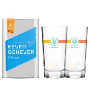 Kever Genever 0% Promo Pack