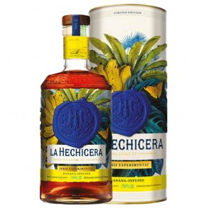 La Hechicera Banana Infused Rum 70cl