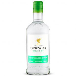 Liverpool Gin Lemongrass and Ginger Gin 70cl