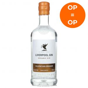 Liverpool Gin Valencian Orange Gin 70cl
