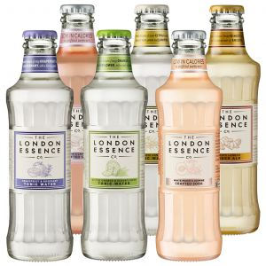 The London Essence Mixer Variety Pack 6 x 200ml