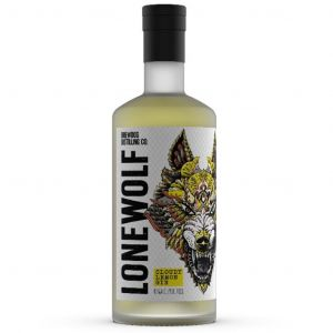 Lonewolf Cloudy Lemon Gin 70cl