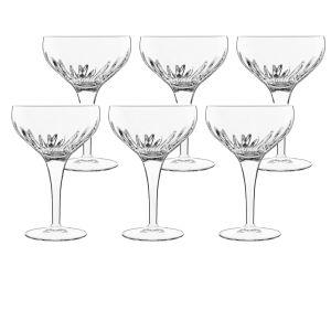 Luigi Bormioli Mixology Cocktail Glazen 6pk